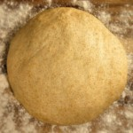 Whole Wheat Pizza Crust Dough for Breadmaker