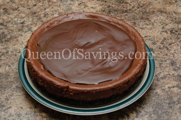Chocolate Lover's Cheesecake