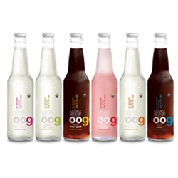 Oogave Soda Bottles