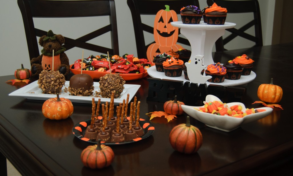 Hauntingly Scrumptious Halloween Goodies