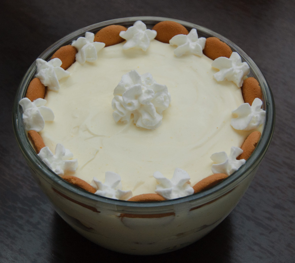 Creamy Banana Pudding 1