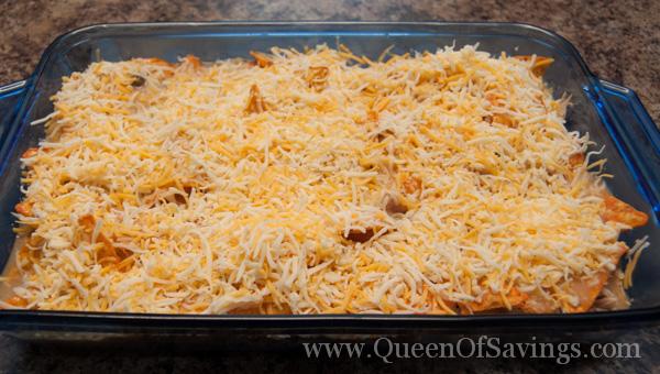 Taco Chicken Step 4