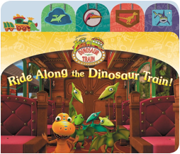 Ride Along the Dinosaur Train