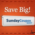 Sunday Coupon Preview August 25th