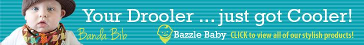 Bazzle Baby BandaBib