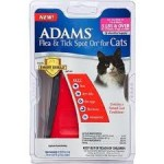 Adams Flea & Tick Spot On for Cats