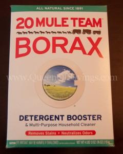 Borax Laundry Booster