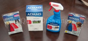Adams Flea & Tick Control Products