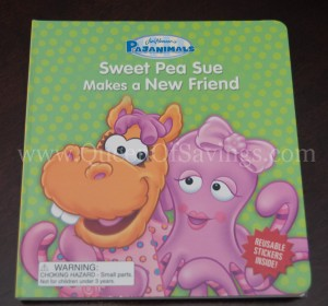 Sweet Pea Sue Makes a New Friend