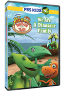 Dinosaur Train We are a Dinosaur Family