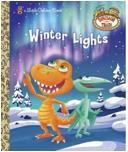 Dinosaur Train Winter Lights