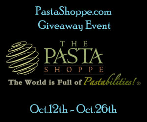 Pasta ShoppGiveaway Event
