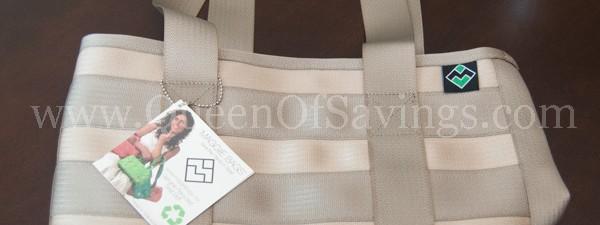 Seatbelt Tote