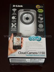 D-Link 1150 Cloud Camera
