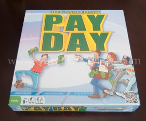 PAYDAY from Winning Moves Games