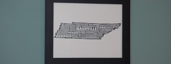 MapMyState TN