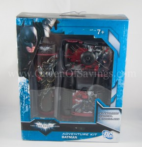 Batman Spy Adventure Kit