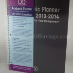 Organize Your Assignments With An Academic Planner