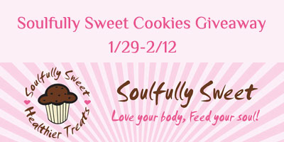 Soulfully Sweet Cookies Giveaway