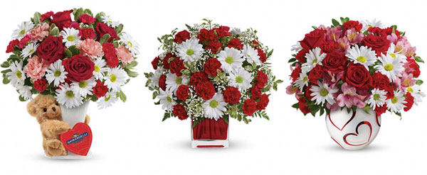 Teleflora-Bouquets