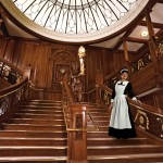 Experience the Titanic in Pigeon Forge TN