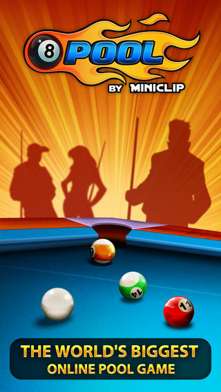 iTunes FREE App of the Day - 8 Ball Pool ~ Queen of Reviews