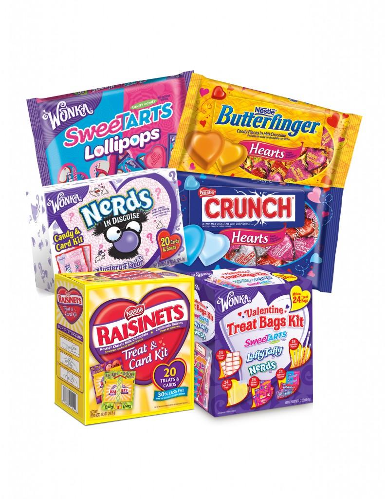New Valentine's Treats from Nestlé