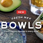 Chili's New Fresh Mex Menu Offerings
