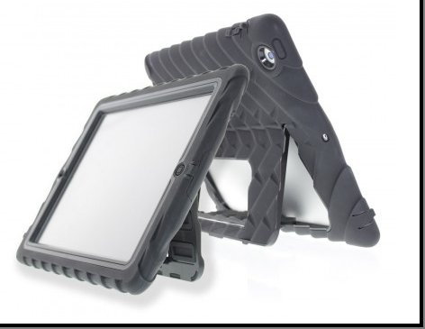 iPad Case Kickstand