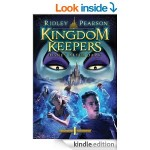 Amazon FREE Kindle Book of the Day – Kingdom Keepers: Disney After Dark