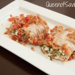 Whole Wheat Lasagna Roll Ups