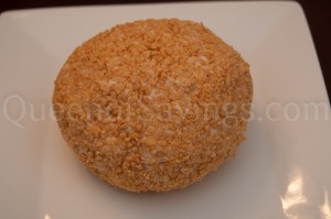 Maggie & Mary's Carrot Cake Cheese Ball