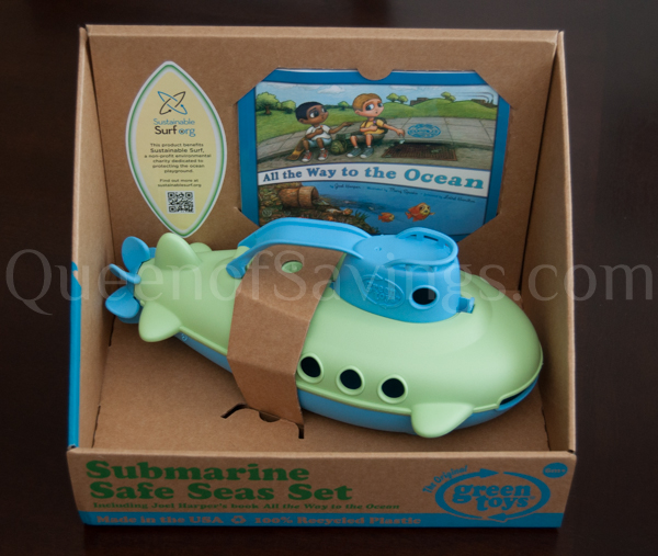 Green Toys® Submarine