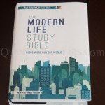 The Modern Life Study Bible – God's Word for Our World