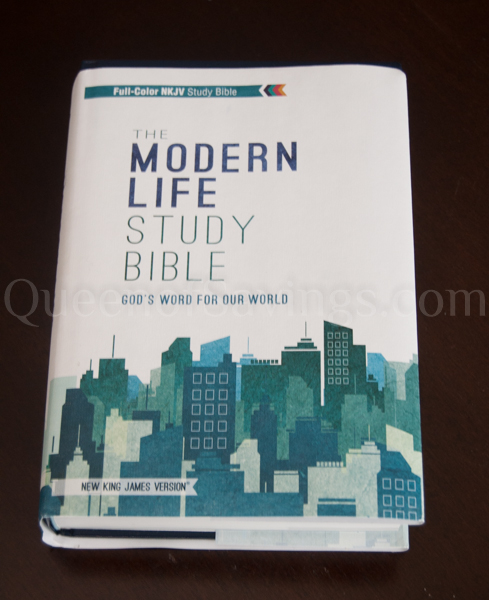 The Modern Life Study Bible God's Word for Our World