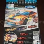 Design Masters auto sketchbook