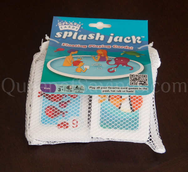 Splash Jack Floating Cards