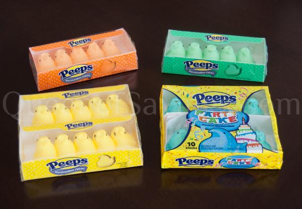 Peeps Variety