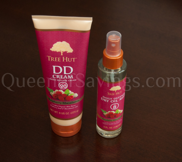 Tree Hut Raspberry Macadamia Daily Defense