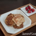 Delicious & Shhh… Don't Tell the Kids, Good for You French Toast