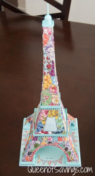 Tula Moon Eiffel Tower