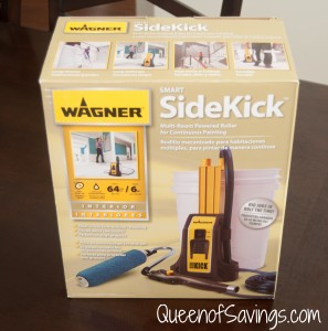 SMART Sidekick Roller from Wagner Box