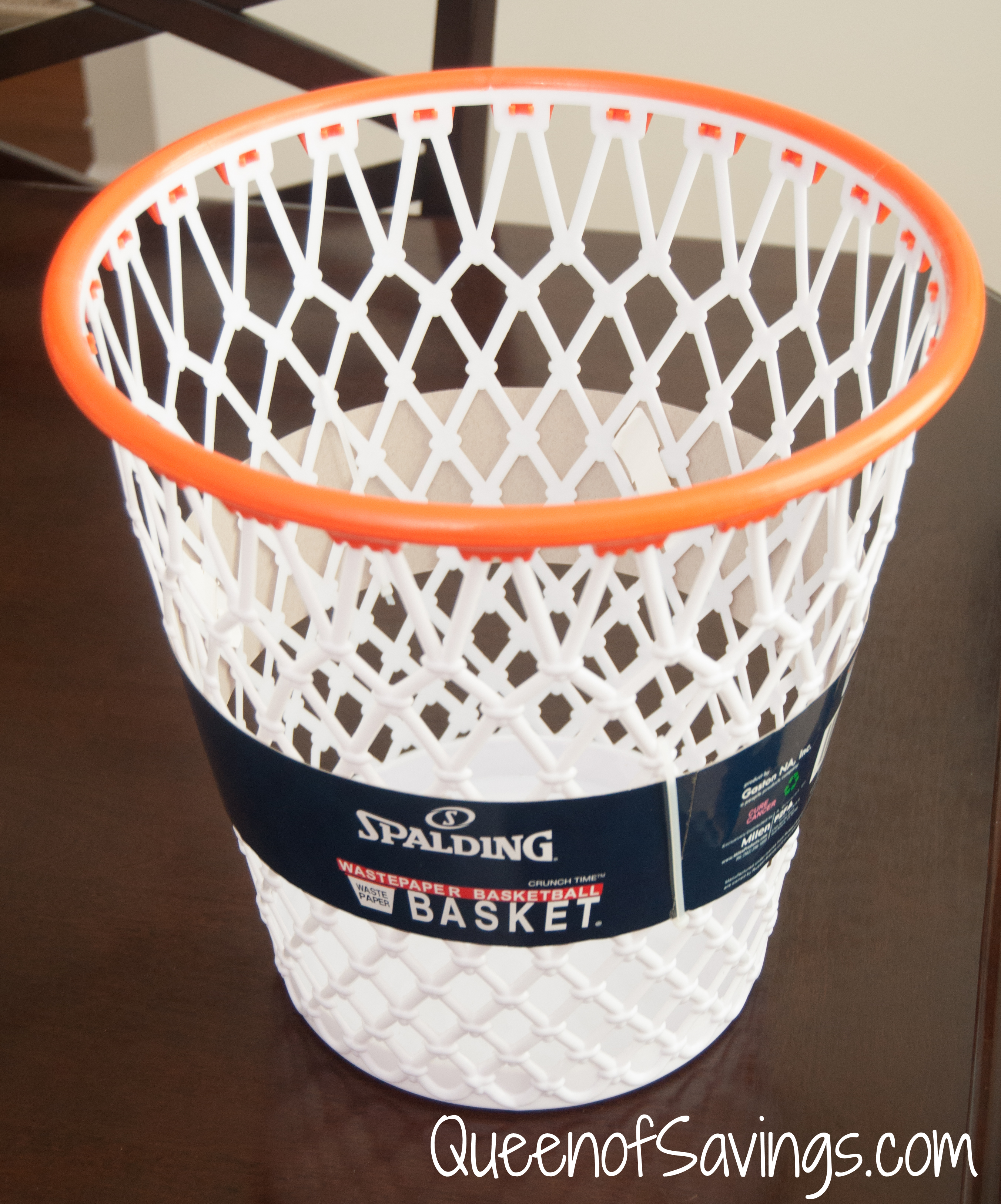 Fun father 39 s day gift ideas queen of reviews - Basketball waste paper basket ...
