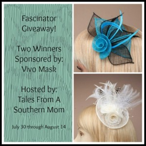 Fascinator Hair Accessory Giveaway