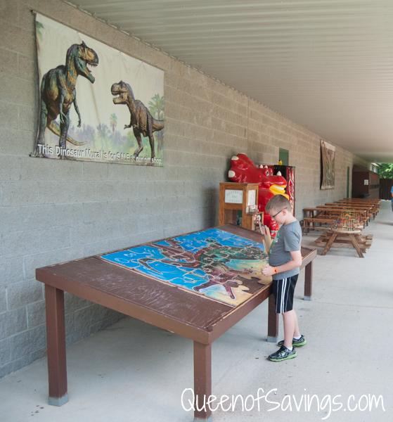 Dinosaur World Puzzle
