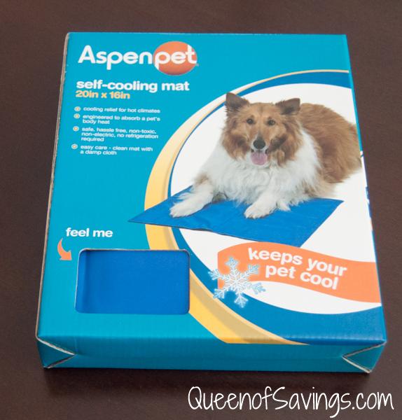 Aspen Pet® Self-Cooling Mat