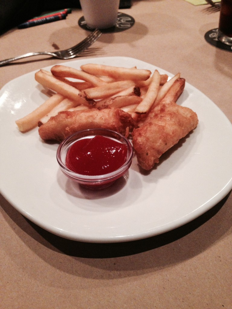 Bonefish Grill Fish & Chips