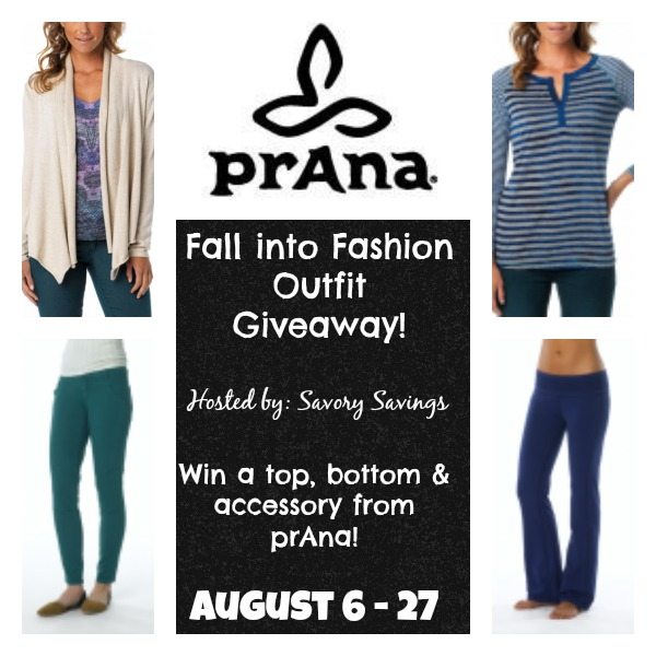 Fall Into Fashion Giveaway