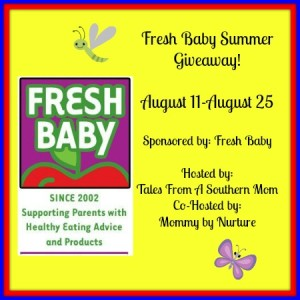 Fresh Baby Summer Giveaway