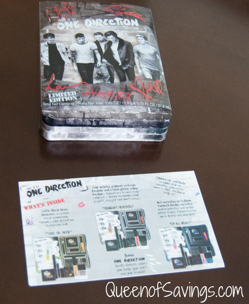 New Makeup by ONE DIRECTION